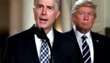 Neil Gorsuch Corte Suprema USA 480
